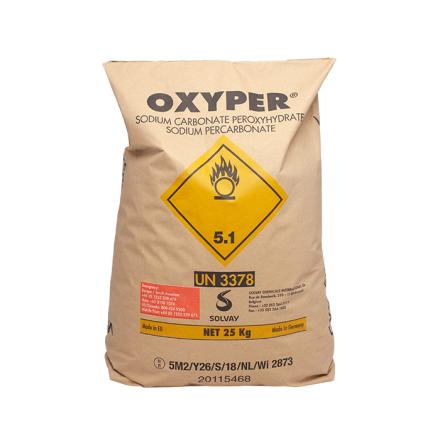 Blekmedel OXYPER SCS 25 kg*
