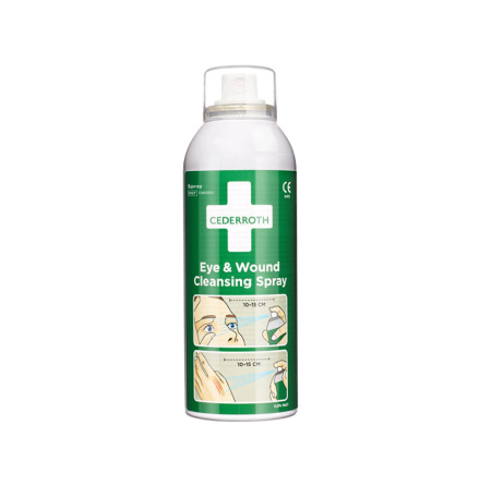 Eye & Wound Cleansing Spray Cederroth