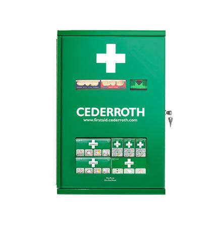 Första Hjälpen-skåp Double-Door Cederroth