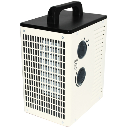 Värmefläkt Kinlux 2 kW