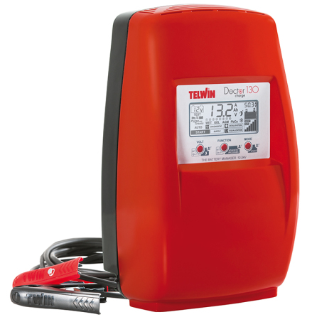 Batteriladdare Doctor Charge 130
