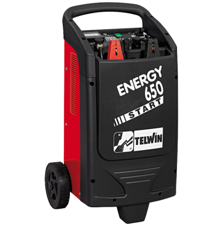 Batteriladdare Energy 650 3-FA