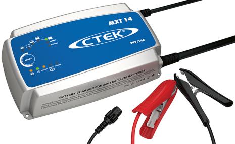 Batteriladdare Ctek MXT 14