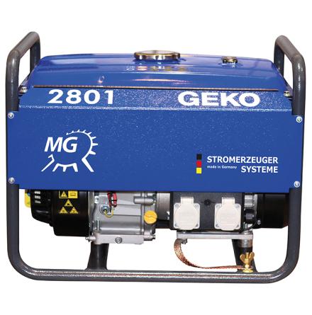 Elverk Geko 2801 E-A/SHBA