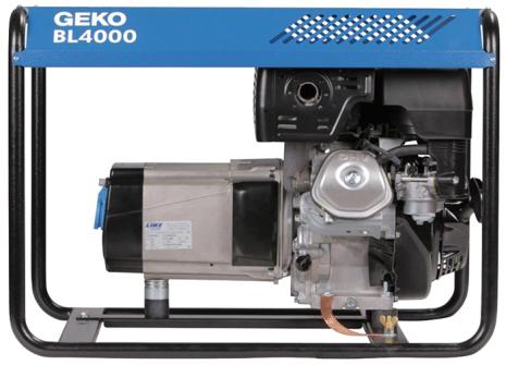 Elverk Geko BL4000