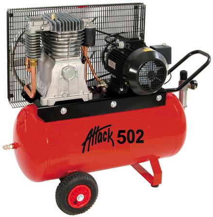 Kompressor Attack 502