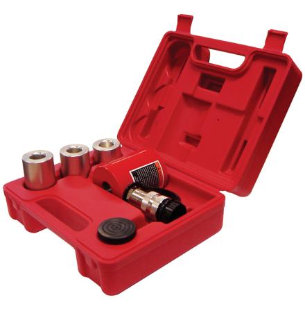 Cylindersats i väska
