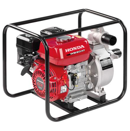 Högvolymspump Honda WB20XT