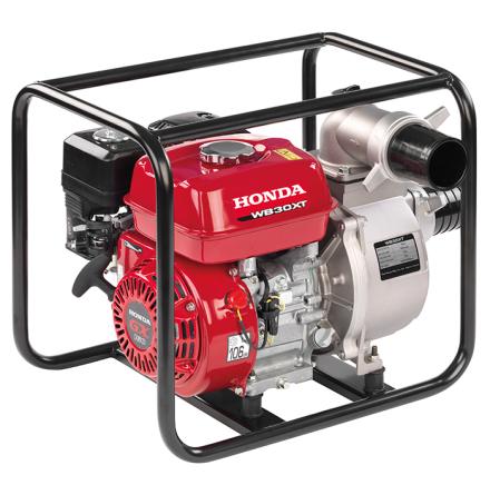 Högvolymspump Honda WB30