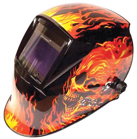 Svetshjälm XR938H Flame