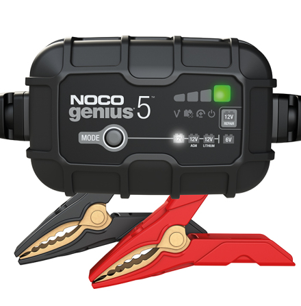 Batteriladdare Noco Genius 2