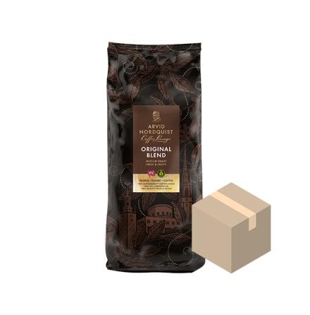Kaffebönor Original Blend 6x1000g