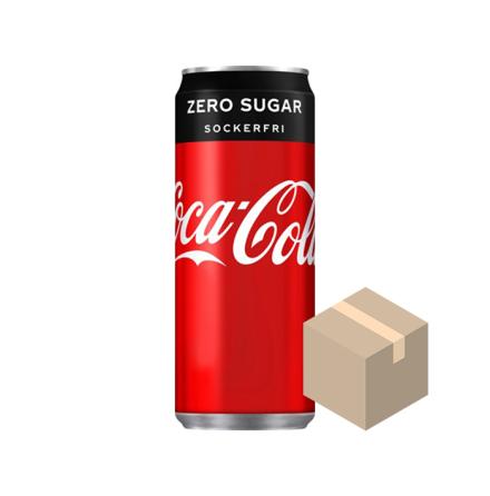 Coca-Cola Zero 20x33 cl