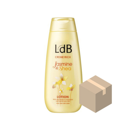 LdB Lotion Creme Rich 6x250 ml