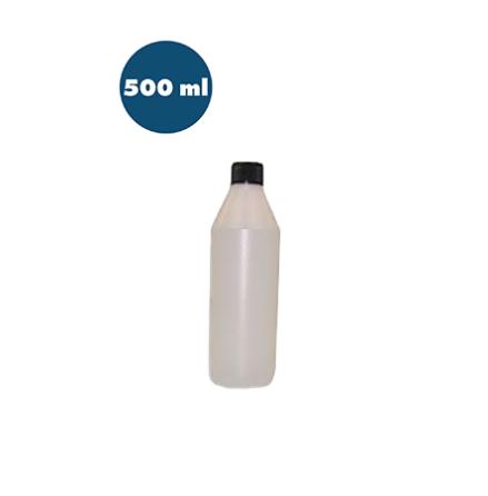 Plastflaska HDPE natur 500 ml 20-pack