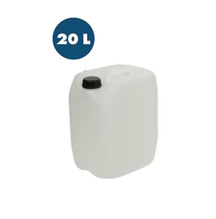Plastdunk HDPE natur 20 l