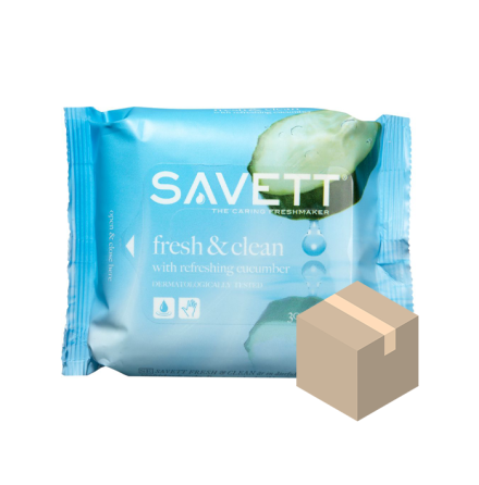 Savett Fresh Reseal 12x30-pack