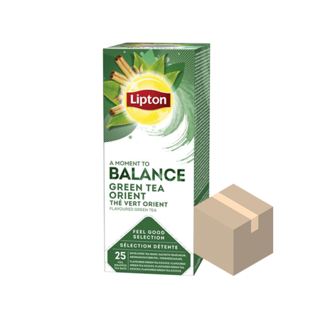 Lipton Classic Green Tea Orient 6x25-p
