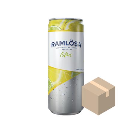 Ramlösa Citrus 20x33 cl