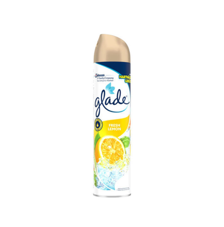 Glade Aerosol Fresh Lemon