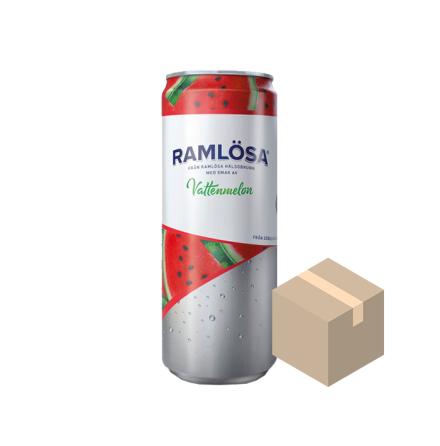 Ramlösa Vattenmelon 20x33 cl